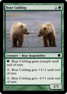 Bear Cubling